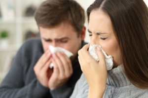 How the Winter Season Can Affect Your Allergies