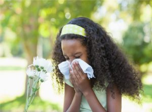 How Summer Heat Affects Your Allergies