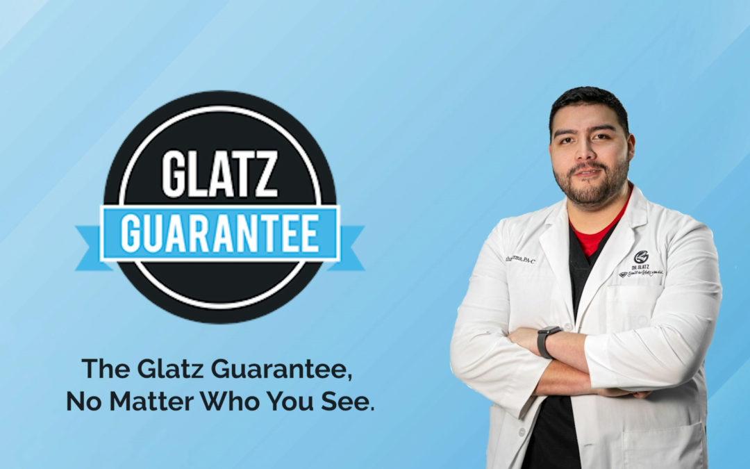 Glatz Guarantee, No Matter Who You See
