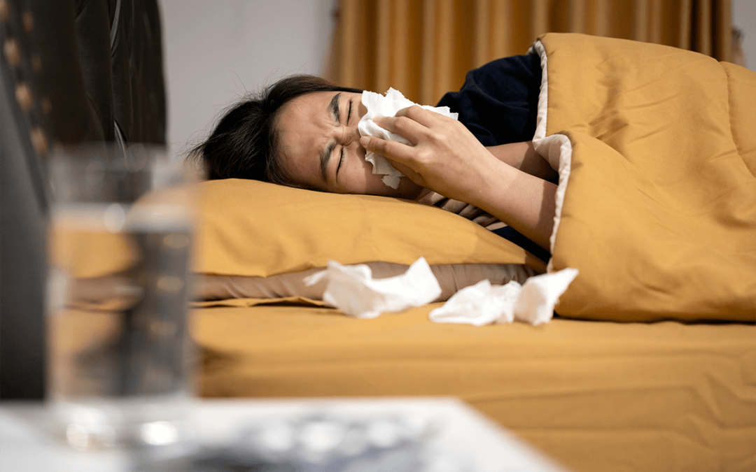 Why Your Sinuses Get Worse At Night And What You Can Do About It