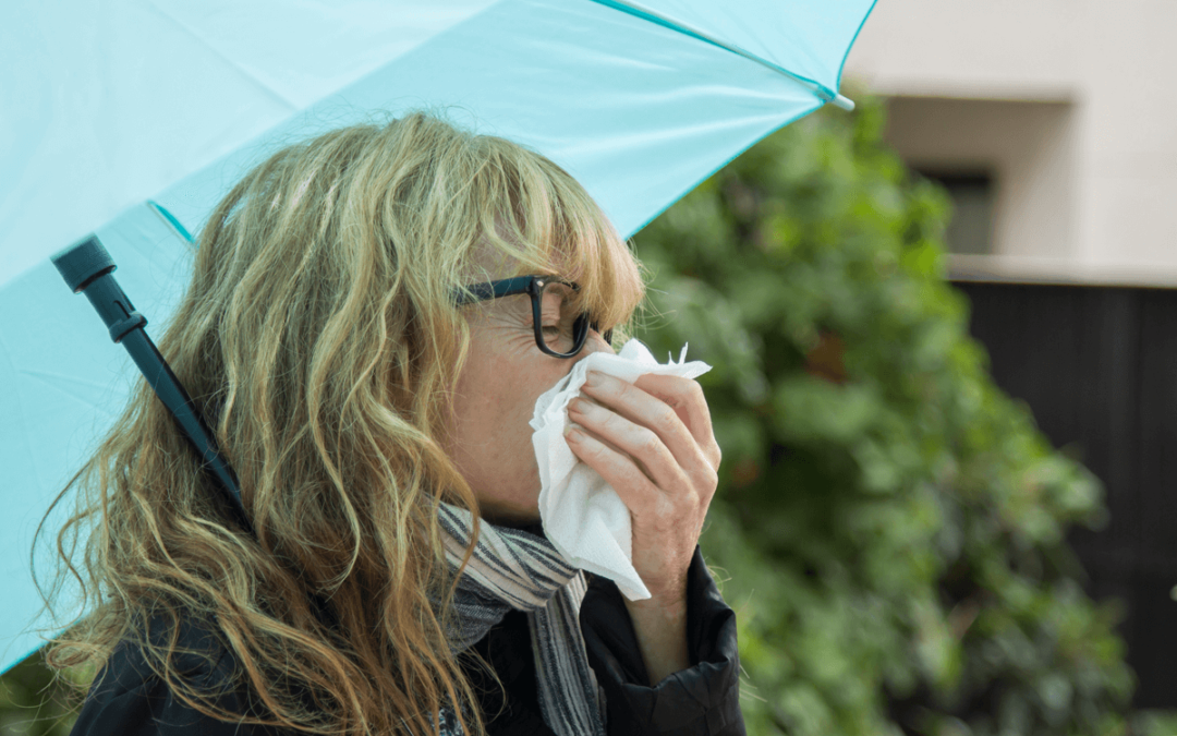 How Texas Weather Can Affect Your Allergies